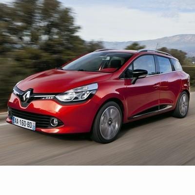 Autó izzók a 2013 utáni halogén izzóval szerelt Renault Clio Grandtour-hoz