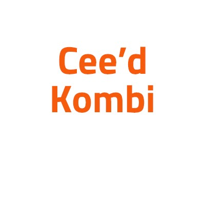 Kia Cee'd Kombi autó izzó