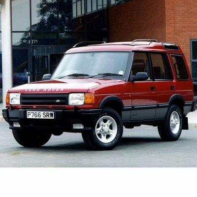 Autó izzók halogén izzóval szerelt Land Rover Discovery (1989-1998)-hez