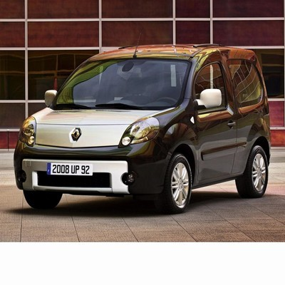 For Renault Kangoo Be Pop after 2009 with Halogen Lamps