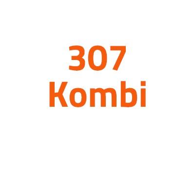 Peugeot 307 Kombi autó izzó