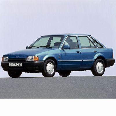 Ford Escort (1986-1990) autó izzó