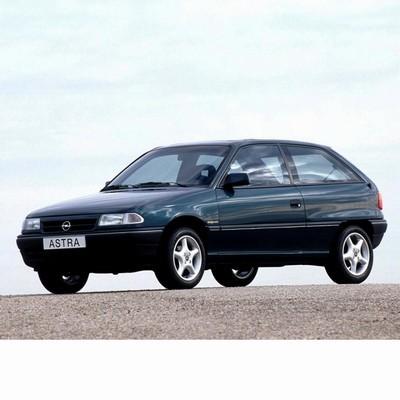 Opel Astra F (1991-1998) autó izzó
