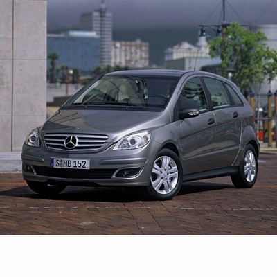 For Mercedes B (2005-2011) with Halogen Lamps