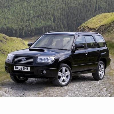 Autó izzók xenon izzóval szerelt Subaru Forester (2002-2008)-hez
