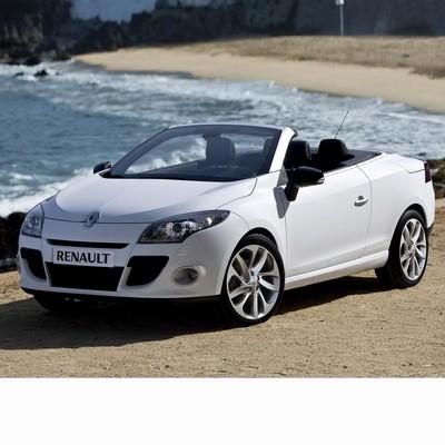 Renault Megane CC (2010-) autó izzó