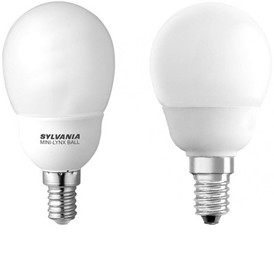 Ball Compact Fluorescent Lamps