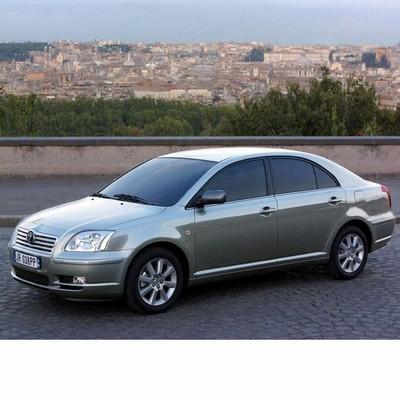 Autó izzók halogén izzóval szerelt Toyota Avensis (2003-2009)-hez