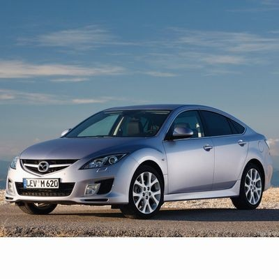 For Mazda 6 (2008-2013) with Bi-Xenon Lamps