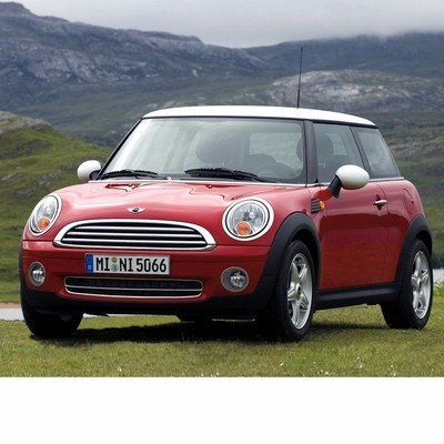 Autó izzók halogén izzóval szerelt Mini Mini Cooper (2006-2010)-hez