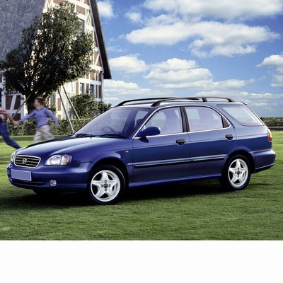 Autó izzók halogén izzóval szerelt Suzuki Baleno Kombi (1996-2002)-hoz