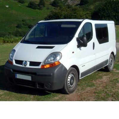 For Renault Trafic (2001-2014) with Halogen Lamps