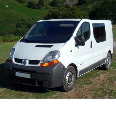 Autó izzók halogén izzóval szerelt Renault Trafic (2001-2014)-hez
