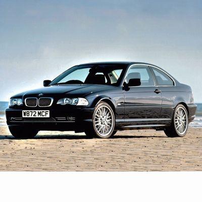 Autó izzók halogén izzóval szerelt BMW 3 Coupe (2001-2003)-hoz