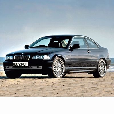 For BMW 3 Coupe (2001-2003) with Halogen Lamps