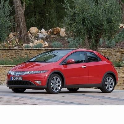 Autó izzók halogén izzóval szerelt Honda Civic (2005-2012)-hez