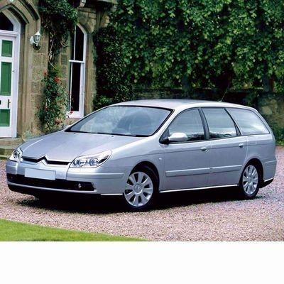 Autó izzók halogén izzóval szerelt Citroen C5 Break (2005-2007)-hez