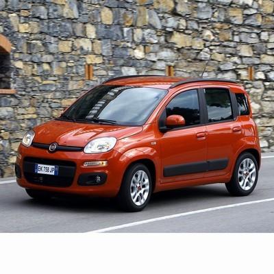 Fiat Panda (2012-) autó izzó