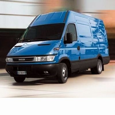 For Iveco Daily (2000-2006) with Halogen Lamps