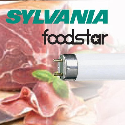 SYLVANIA Foodstar Meat Reflector Fluorescent Lamps