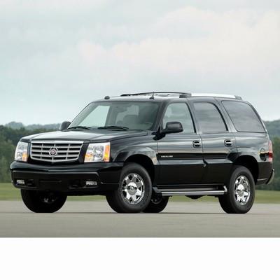 Autó izzók halogén izzóval szerelt Cadillac Escalade (1998-2006)-hoz