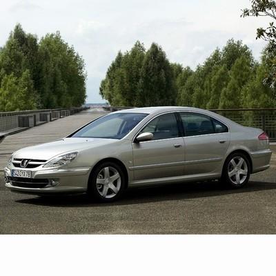 Autó izzók xenon izzóval szerelt Peugeot 607 (2006-2010)-hez