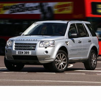 For Land Rover Freelander (2006-2012) with Bi-Xenon Lamps