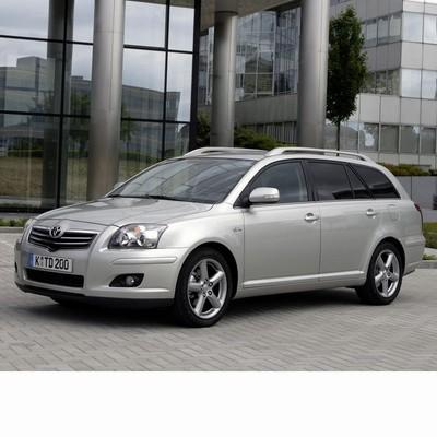 Autó izzók xenon izzóval szerelt Toyota Avensis Kombi (2006-2009)-hoz