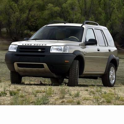 Land Rover Freelander (1998-2006)