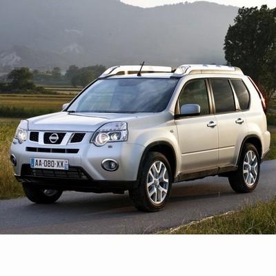 Autó izzók halogén izzóval szerelt Nissan X-Trail (2010-2013)-hez