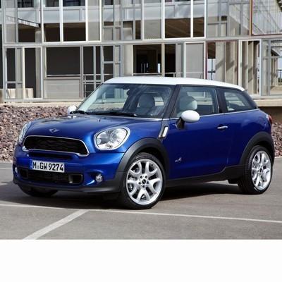 Autó izzók a 2012 utáni halogén izzóval szerelt Mini Mini Paceman-hez