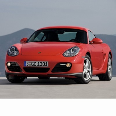 For Porsche Cayman (2008-2011) with Halogen Lamps