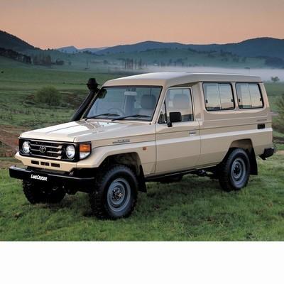 Autó izzók halogén izzóval szerelt Toyota Land Cruiser J7 (1984-1990)-hez