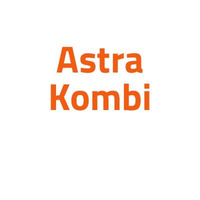 Opel Astra Kombi autó izzó