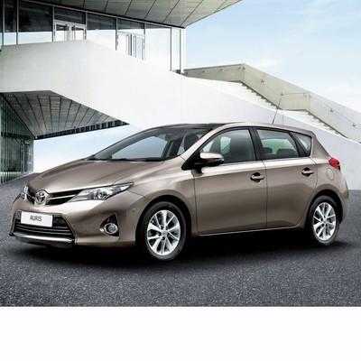 Toyota Auris (2012-) autó izzó