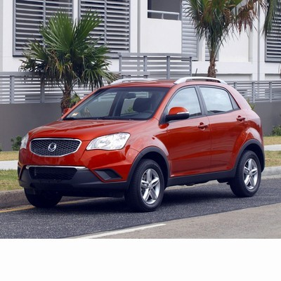 For Ssangyong Korando after 2010 with Halogen Lamps