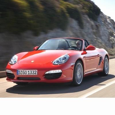 Autó izzók halogén izzóval szerelt Porsche Boxster (2008-2012)-hez