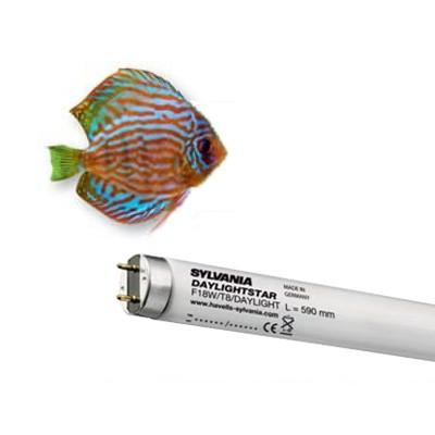 Sylvania Daylightstar 5000K Sweet Water Aquarium Lighting UV STOP