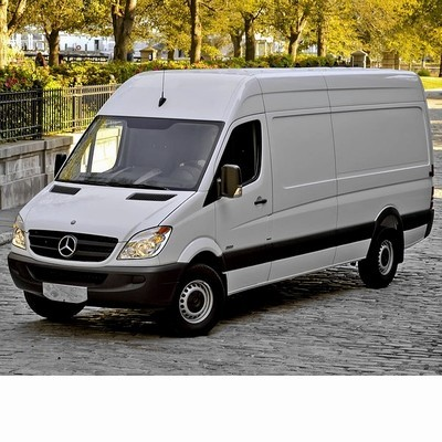 For Mercedes Sprinter (2006-2012) with Halogen Lamps