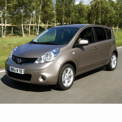 For Nissan Note (2006-2013) with Halogen Lamps