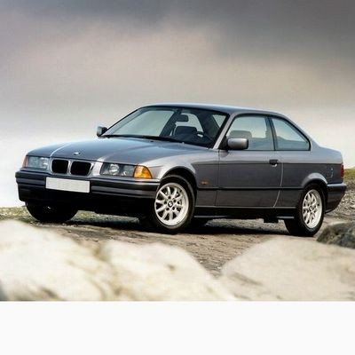 For BMW 3 Coupe (1992-1994) with Halogen Lamps