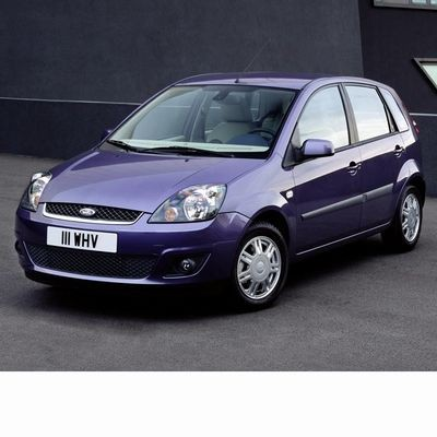 For Ford Fiesta (2005-2009) with Halogen Lamps