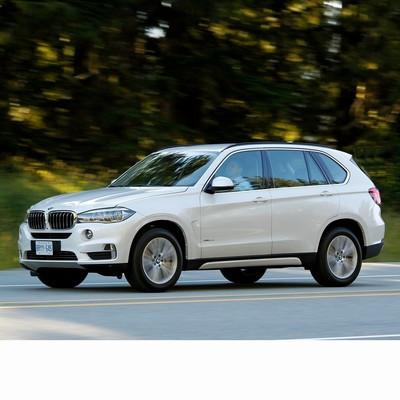 BMW X5 (F15) 2013 autó izzó
