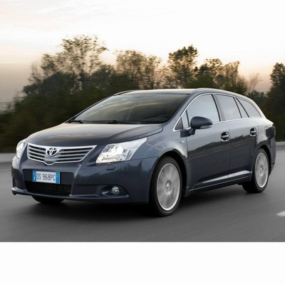 For Toyota Avensis Kombi after 2009 with Halogen Lamps