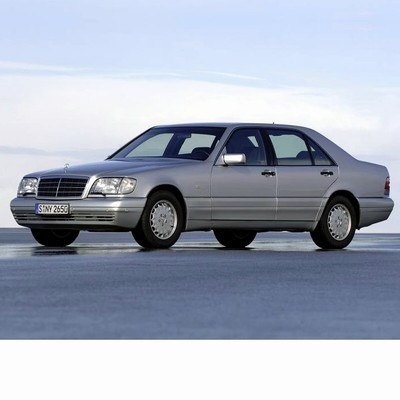 For Mercedes S (1995-1998) with Halogen Lamps