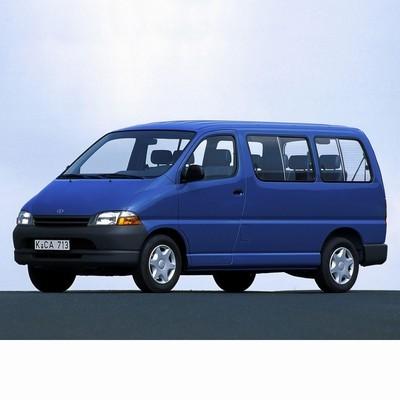 Autó izzók halogén izzóval szerelt Toyota Hiace XH10 (1995-2004)-hoz