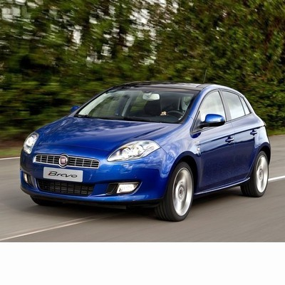 For Fiat Bravo (2007-2014) with Halogen Lamps