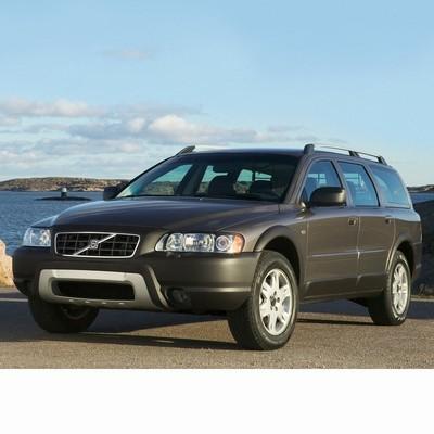 Autó izzók halogén izzóval szerelt Volvo XC70 (2005-2007)-hez