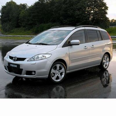 For Mazda 5 (2005-2007) with Halogen Lamps