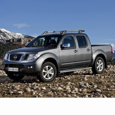 For Nissan Navara (2010-2014) with Halogen Lamps